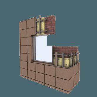 Фасадные системы PUZZLETON