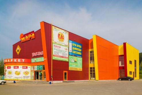 Торговый центр ЖАРА