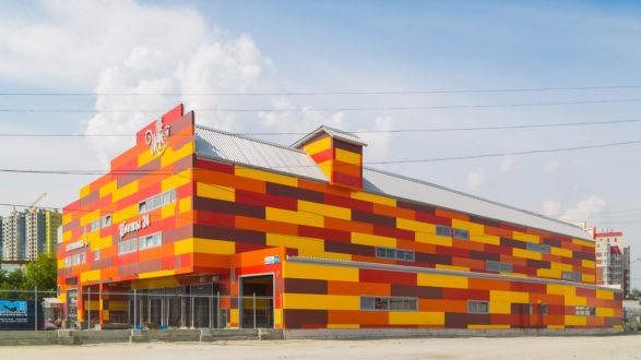 Торговый центр МАРДЕН