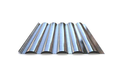 Профилированный лист МП-40х1000