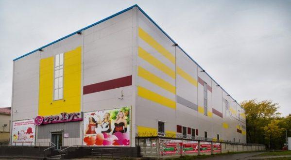 Производственно-складское здание г.Екатеринбург ул. Фронтовых бригад