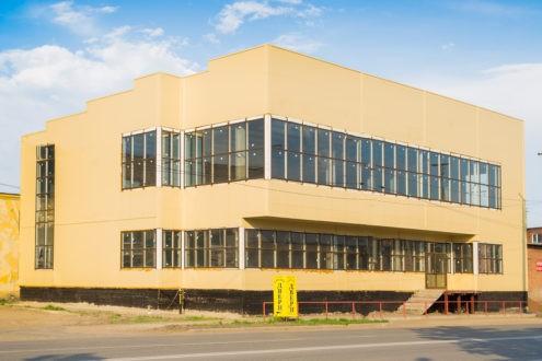 Торговый центр, г.Ирбит