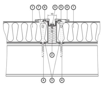 Удлинение фасада (Ф12)