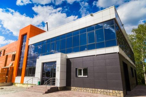 Офисное здание, г.Екатеринбург, ул.Варшавская