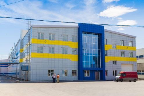 УЗТСО, г.Екатеринбург, ул.Совхозная