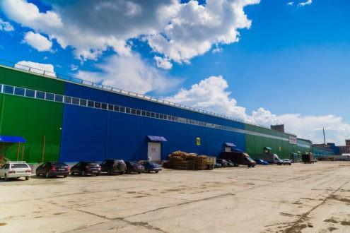 Кольцовский комбикормовый завод, п.Большой Исток