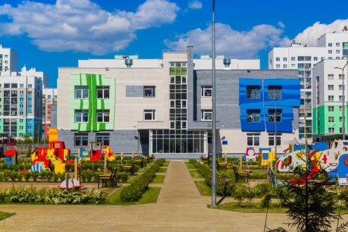 Дошкольное образовательное учреждение, г.Екатеринбург, ул.Вильгельма де Геннина