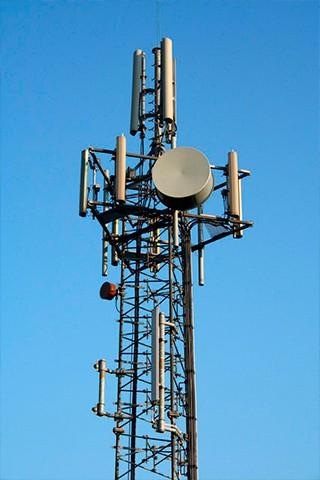 При строительстве ЛЭП, башен, антенн связи