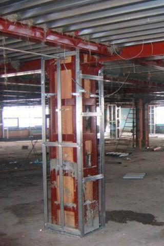 Для усиления реконструируемых, ослабленных или утративших первоначальную прочность частей