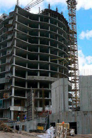 Возведение монолитных фундаментов зданий